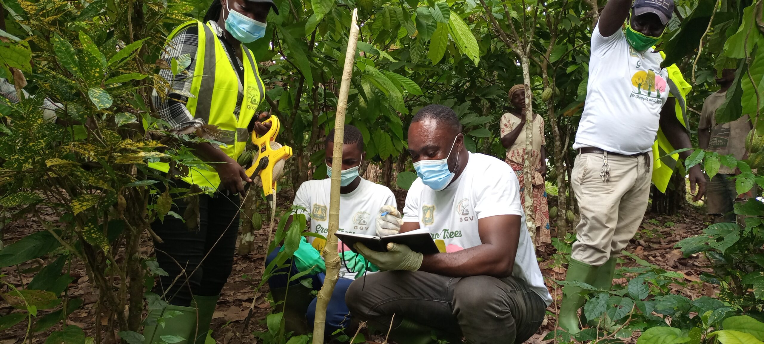 COMMUNITY RE-AFFORESTATION PROJECT (CRP)